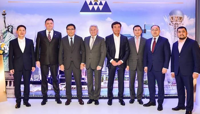On 5 October 2018, Kazakhstan Division of YPO Global in Astana Celebrated its 8th Anniversary