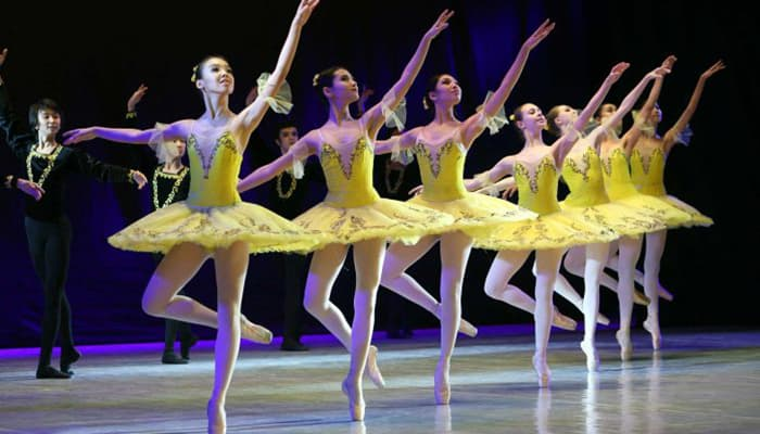The Almaty Choreographic School named after A.V. Seleznev celebrated its 85 anniversary!
