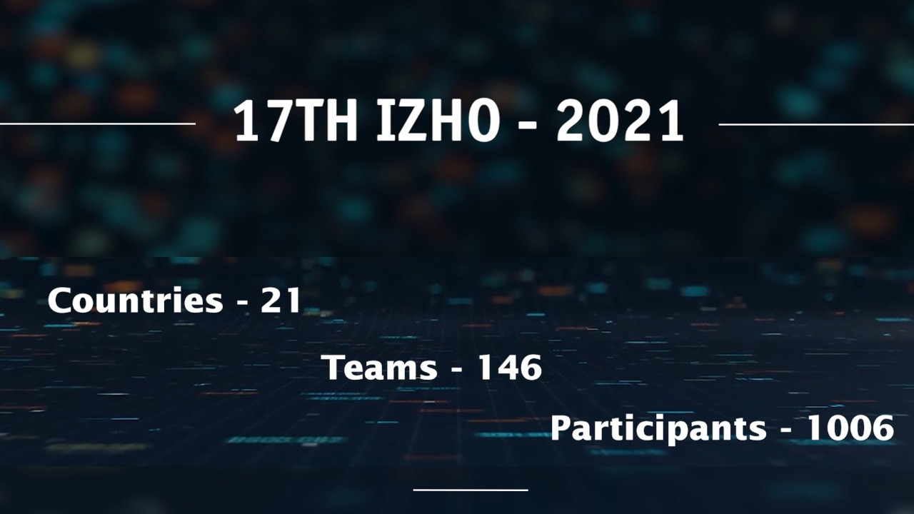 From January 8 to 13, 2021, the XVII International Zhautykov Olympiad was held in Almaty based on the Republican School of Physics and Mathematics in an online format